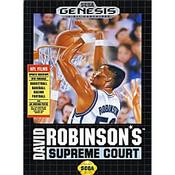 David Robinson's Supreme Court - Genesis