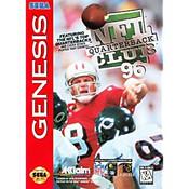 NFL Quarterback Club 96 - Genesis