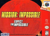 Complete Mission Impossible - N64