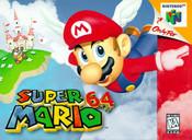 Complete Super Mario 64 - N64
