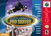 Complete Tony Hawk's Pro Skater - N64