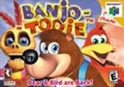 Complete Banjo Tooie - N64