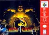 Complete Mortal Kombat 4 - N64
