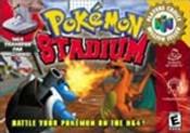 Complete Pokemon Stadium - N64