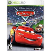 Cars, Disney Pixar - Xbox 360 Game