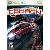 Need For Speed Carbon - Xbox 360 Game