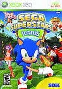Sega Superstars Tennis with Live Arcade - Xbox 360 Game
