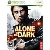 Alone in The Dark - Xbox 360 Game