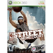 NBA Street Homecourt - Xbox 360 Game