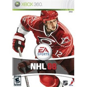 NHL 08- Xbox 360 Hockey Video Game