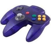 Original Controller Grape - Nintendo 64 (N64)