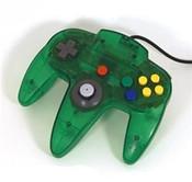 Original Controller Clear Green - Nintendo 64 (N64)