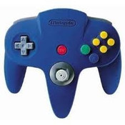 Original Controller Blue - Nintendo 64 (N64)