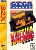 Virtua Racing Deluxe - Genesis 32X Game