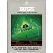 Bugs - Atari 2600 Game