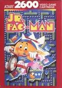Jr. Pac-Man Red Label - Atari 2600 Game