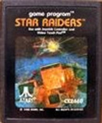 Star Raiders - Atari 2600 Game