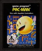 Pac-Man - Atari 2600 Game