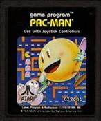 Pac-Man - Atari 2600 Game