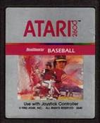 Real Sports Baseball - Atari 2600 Game