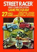 Street Racer - Atari 2600 Game