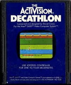 DECATHLON (ACTIVISION) - Atari 2600 Game
