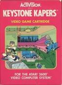 KEYSTONE KAPERS - Atari 2600 Game