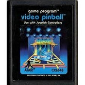 Video Pinball - Atari 2600 Game