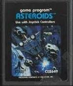 Asteroids - Atari 2600 Game