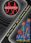 Astroblast - Atari 2600 Game