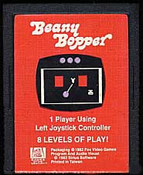 Beany Bopper - Atari 2600 Game