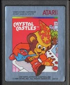 Crystal Castles - Atari 2600 Game
