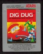 Dig Dug - Atari 2600 Game