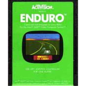 Enduro Video Game for Atari 2600