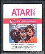 E.T. The Extra-Terrestrial - Atari 2600 Game