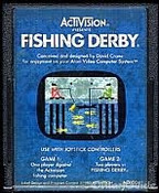 Fishing Derby - Atari 2600 Game
