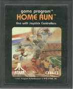 Home Run - Atari 2600 Game
