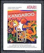 Kangaroo - Atari 2600 Game