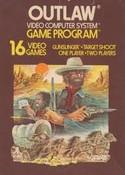 Outlaw - Atari 2600 Game