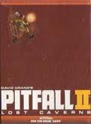Pitfall II Lost Caverns - Atari 2600 Game