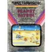 Planet Patrol - Atari 2600 Game