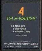 Poker Plus - Atari 2600 Game