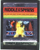 Riddle of the Sphinx - Atari 2600 Game