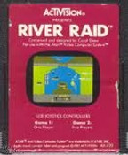 River Raid - Atari 2600 Game