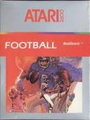 Real Sports Football - Atari 2600 Game
