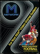 Super Challenge Football - Atari 2600 Game
