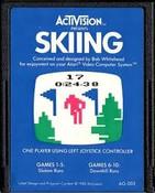 Skiing - Atari 2600 Game