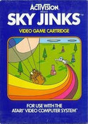Sky Jinks - Atari 2600 Game