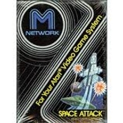 Space Attack - Atari 2600 Game