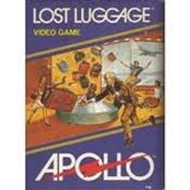 Lost Luggage - Atari 2600 Game